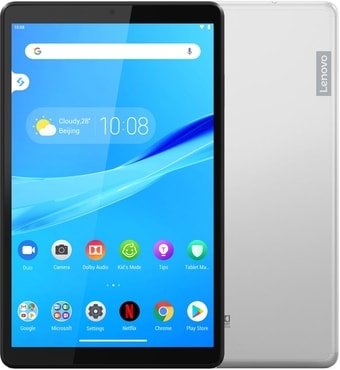 Планшет Lenovo Tab M8 TB-8505X 32GB LTE ZA5H0060RU (серебристый)