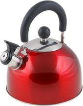 Чайник со свистком Perfecto Linea Holiday (красный) 52-021515