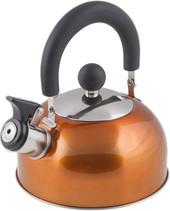 Чайник со свистком Perfecto Linea Holiday (оранжевый) 52-012014