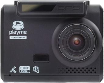 Автомобильный видеорегистратор Playme Alpha