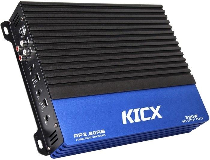 Автомобильный усилитель KICX AP 4.120AB