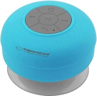 Беспроводная колонка Esperanza Sprinkle (голубой)