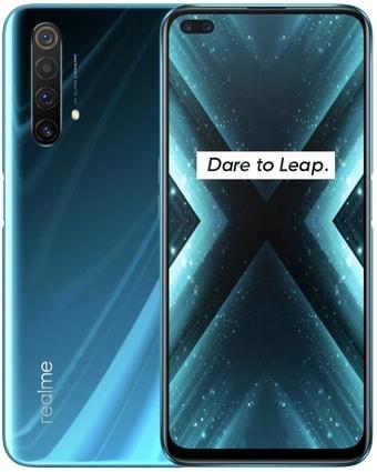 Смартфон Realme X3 RMX2085 6GB/128GB (синий ледник)