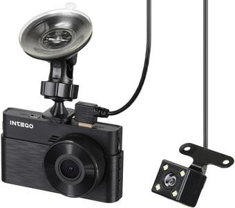 Автомобильный видеорегистратор Intego VX-375DUAL