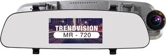 Автомобильный видеорегистратор TrendVision MR-720