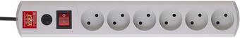 Сетевой фильтр Most R 10 м (белый)