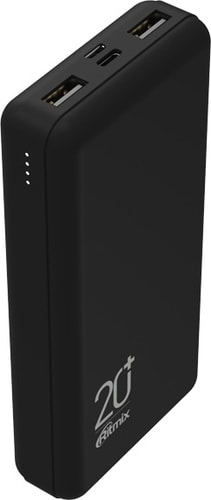 Портативное зарядное устройство Ritmix RPB-20000