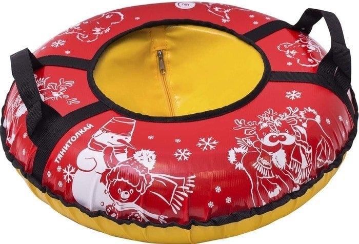 Тюбинг Тяни-Толкай Frost 65 см (красный)
