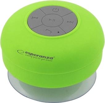 Беспроводная колонка Esperanza Sprinkle (зеленый)