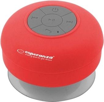 Беспроводная колонка Esperanza Sprinkle (красный)