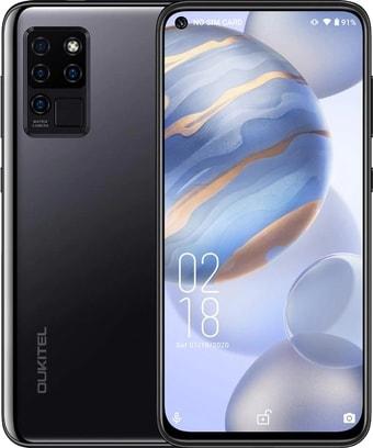 Смартфон Oukitel C21 (черный)