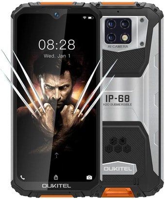 Смартфон Oukitel WP6 4GB/128GB (оранжевый)