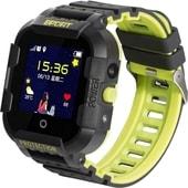 Умные часы Wonlex KT03 (черный)