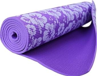 Коврик Sundays Fitness IR97502 (фиолетовый)