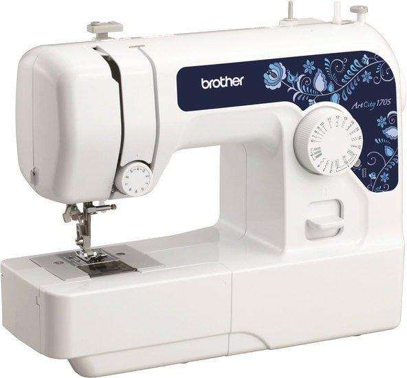 Электромеханическая швейная машина Швейная машина Brother ArtCity 170S