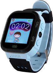 Умные часы Wonlex GW500s (голубой/черный)