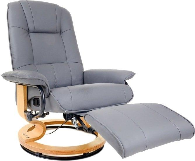 Массажное кресло Calviano Funfit 2158 (серый)