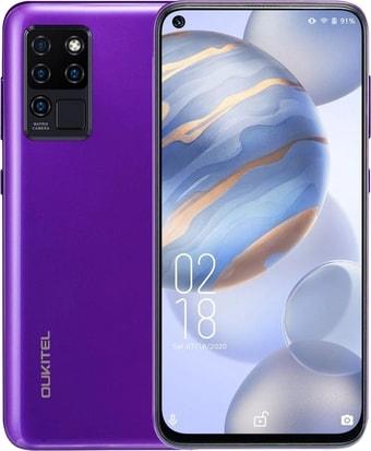 Смартфон Oukitel C21 (фиолетовый)