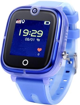 Умные часы Wonlex KT07 (голубой)