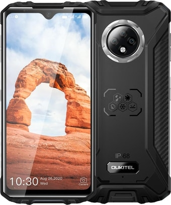 Смартфон Oukitel WP8 Pro (черный)
