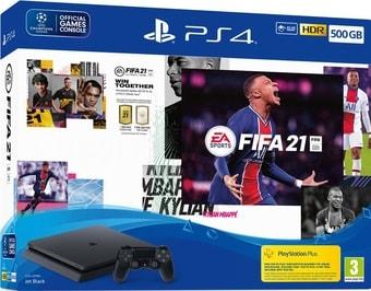 Игровая приставка Sony PlayStation 4 Slim 500GB FIFA 21