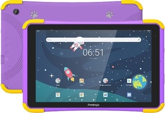 Планшет Prestigio SmartKids Max PMT3103_WI_D_PU_CIS (фиолетовый)