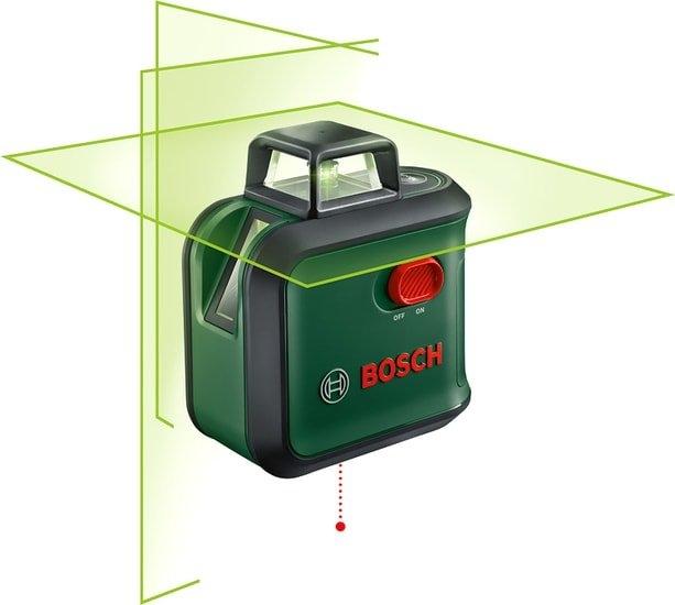 Лазерный нивелир Bosch AdvancedLevel 360 DIY 0603663B03