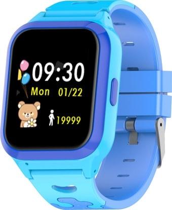 Умные часы LeeFine Q23 (голубой)