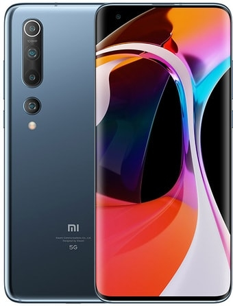 Смартфон Xiaomi Mi 10 8GB/128GB международная версия (серый)