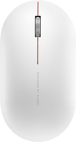 Мышь Xiaomi Mi Wireless Mouse 2 (белый)