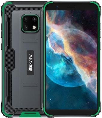 Смартфон Blackview BV4900 Pro (зеленый)