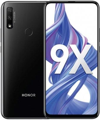 Смартфон HONOR 9X STK-LX1 RU 4GB/128GB (полночный черный)