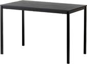 Обеденный стол Ikea Тэрендо (черный) [992.272.93]