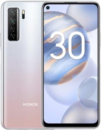 Смартфон HONOR 30S CDY-NX9A 6GB/128GB (серебристый)