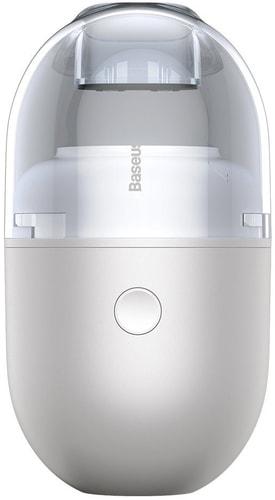 Автомобильный пылесос Baseus CRXCQC2-02 (белый)