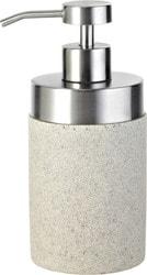 Дозатор для жидкого мыла Ridder Stone 22010511 (бежевый)