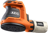 Эксцентриковая шлифмашина AEG BEX18-125 — 0 [4935451086]