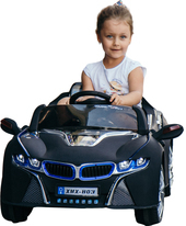 Электромобиль Sundays BMW i8 (черный) [BJ803Р]