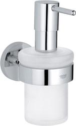 Дозатор для жидкого мыла Grohe Essentials 40448001 (хром)