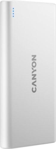 Портативное зарядное устройство Canyon CNE-CPB1006W