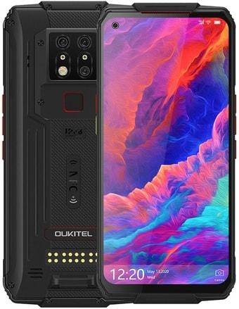 Смартфон Oukitel WP7 (черный)