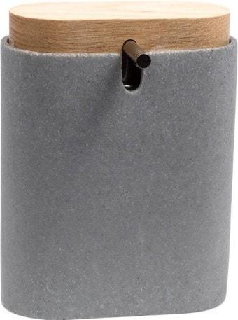 Дозатор для жидкого мыла Ridder Sassy 2238507 (серый)