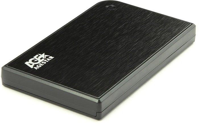 Бокс для жесткого диска AgeStar 3UB2A14 (черный)