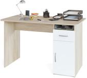 Письменный стол Сокол СПМ-03.1 (дуб сонома/белый)