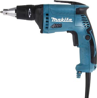 Шуруповерт для гипсокартона Makita FS4000K (с кейсом)