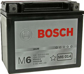 Мотоциклетный аккумулятор Bosch M6 YTX12-4/YTX12-BS 510 012 009 (10 А·ч)