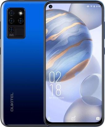 Смартфон Oukitel C21 (синий)