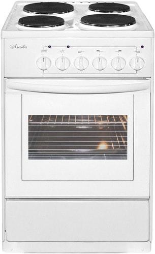 Кухонная плита Лысьва ЭП 411 СТ (белый)