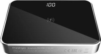 Портативное зарядное устройство Prestigio Graphene PD