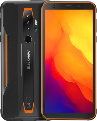 Смартфон Blackview BV6300 Pro (оранжевый)